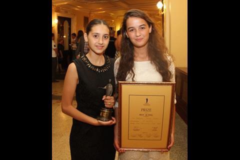 OIFF_2013_Lika_Babluani_and_Mariam_Bokeria